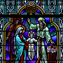 STAINED-GLASS OF Corpus Christi photo album thumbnail 7